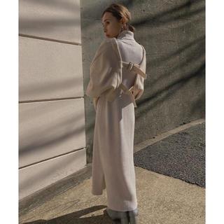 Ameri VINTAGE - アメリヴィンテージ レイヤードニットドレス