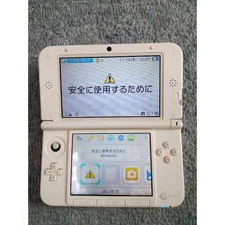 ニンテンドー3DS - ニンテンドー 3DS LL 本体 トモダチコレクション 新生活 パック 限定品