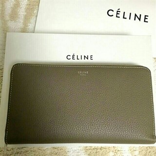 celine - セリーヌ長財布