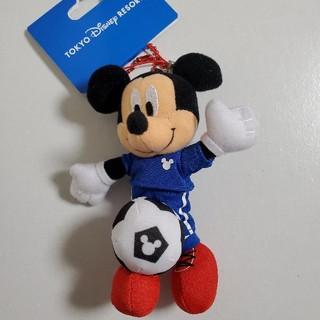 ミッキー ぬいぐるみ サッカー ディズニー(ぬいぐるみ)