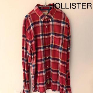 ホリスター(Hollister)のHOLLISTER チェックシャツ 薄手 Mサイズ ホリスター (シャツ)