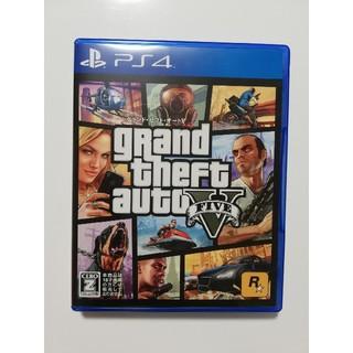 プレイステーション4(PlayStation4)の【早い者勝ち!】GTA5 グランド・セフト・オートV[PS4](家庭用ゲームソフト)