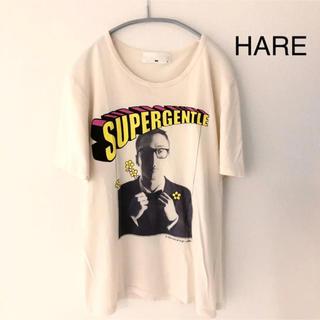 ハレ(HARE)のHARE Tシャツ Sサイズ ハレ(Tシャツ/カットソー(半袖/袖なし))