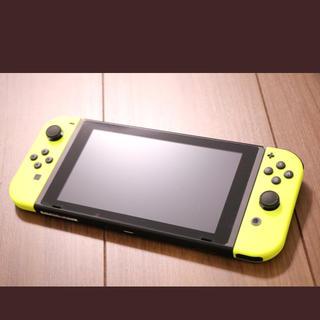 Nintendo Switch - 任天堂 Switch プロコン セット イエロー スイッチ