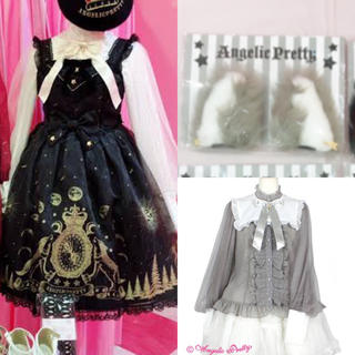Angelic Pretty - Angelic Pretty Holy Wolf シリーズ