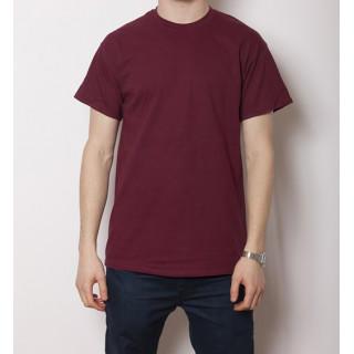 GILDAN 6.0オンス ウルトラコットン 無地Tシャツ マルーン(Tシャツ/カットソー(半袖/袖なし))