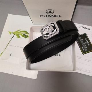 CHANEL - CHANEL ベルト3.0cm 牛革