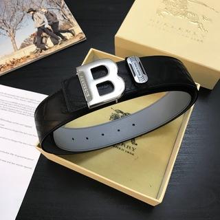 BURBERRY - BURBERRY ベルト3.8cm 牛革