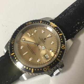 チュードル(Tudor)のチュードル 小薔薇 ダイバー ジャンク(腕時計(アナログ))