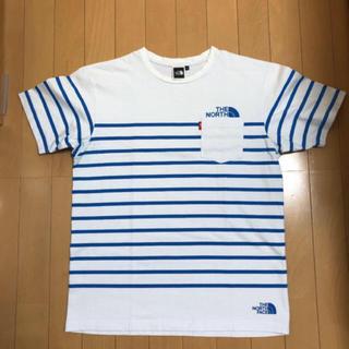 ザノースフェイス(THE NORTH FACE)のLサイズ(Tシャツ/カットソー(半袖/袖なし))