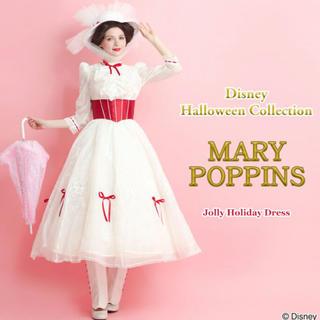 シークレットハニー(Secret Honey)のメリーポピンズ ディズニー ドレス 衣装 仮装 ハロウィン Dハロ プリンセス(衣装一式)