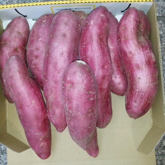 宮崎紅さつまいも2kg10~15本 食品/飲料/酒の食品(野菜)の商品写真