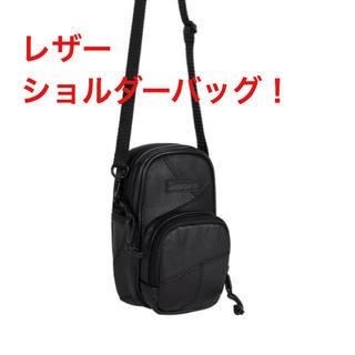 Supreme - Supreme  Leather small Shoulder Bag