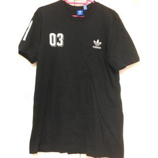 アディダス(adidas)のTシャツ(Tシャツ/カットソー(半袖/袖なし))