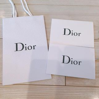 クリスチャンディオール(Christian Dior)のディオール  ショッパー他3点(ショップ袋)