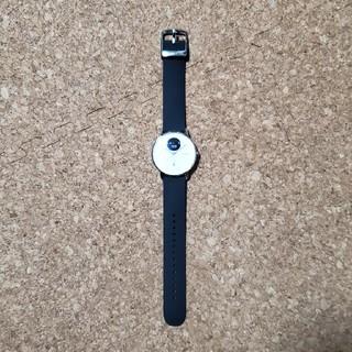 NOKIA steel hr 36mm シルバー(腕時計(デジタル))