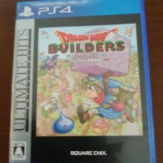 プレイステーション4(PlayStation4)のドラゴンクエストビルダーズ(家庭用ゲームソフト)