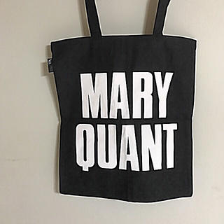 MARY QUANT - MARY QUANT マリークワント V&A エコバッグ  ロンドン限定品タグ付