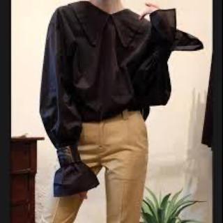 jonnlynx - ジョンリンクス jonnlynx ruffle cuffs shirt