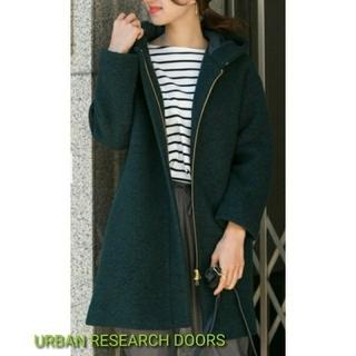 DOORS / URBAN RESEARCH - DOORS ウールフードコート