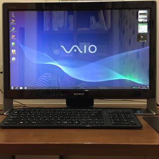 SONY - SONY VAIO デスクトップPC VPCL129FJ
