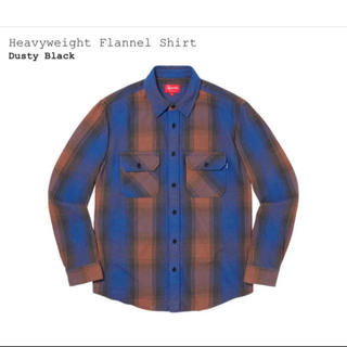 Supreme - 19fw 新品 M supreme heavyweight flannel