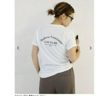 DEUXIEME CLASSE - MODERN GARCONNE Tシャツ