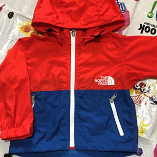 THE NORTH FACE - NORTH FACE ウィンドブレーカー 80㌢