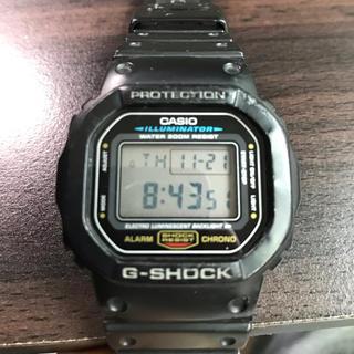 G-SHOCK - 腕時計 CASIO G-SHOCK DW-5600E 動作品