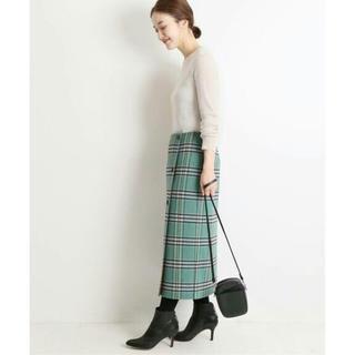 IENA - 今季 iena リバーシブルスカート 新品未使用