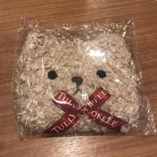 タリーズコーヒー(TULLY'S COFFEE)の完売品 Tully's Coffee タリーズ  ベアフル テッシュポーチ(ポーチ)