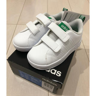 adidas - 新品 アディダス バルクリーン スニーカー 14㎝