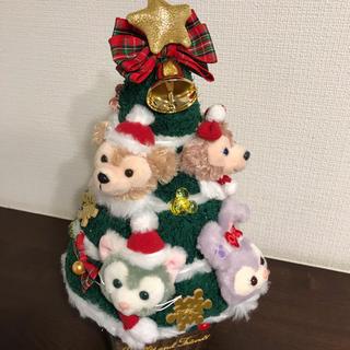 ダッフィー - クリスマスツリー ダッフィー