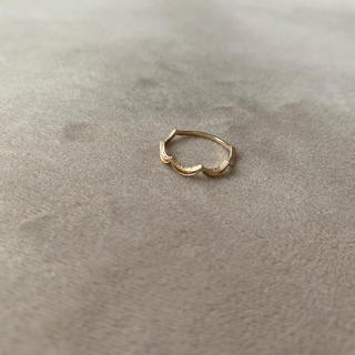 ノジェス(NOJESS)の本日限定値下げ!ノジェス ピンキーリング 5号 10KYG(リング(指輪))