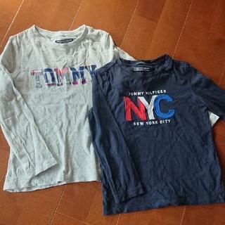 トミーヒルフィガー(TOMMY HILFIGER)のTOMMY HILFIGER Tシャツ110セット(Tシャツ/カットソー)