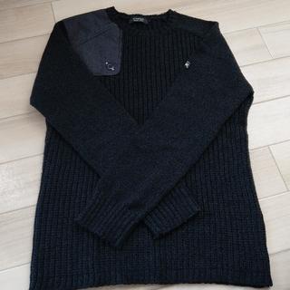 バーバリーブラックレーベル(BURBERRY BLACK LABEL)のBURBERRYブラックレーベル セーター(ニット/セーター)