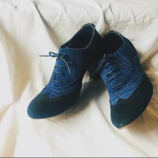 ファビオルスコーニ(FABIO RUSCONI)のaround the shoes/レースアップブーティ/FABIORUSCONI(ブーティ)