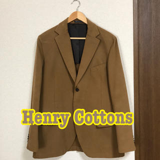 Henry Cottons メンズジャケット