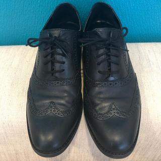 コールハーン(Cole Haan)のコールハーン レザーシューズ  7(ローファー/革靴)