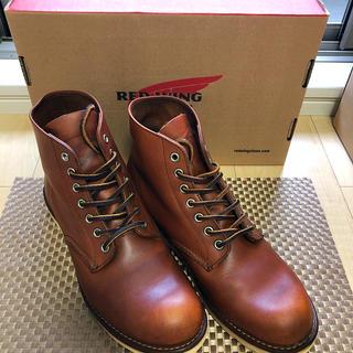 レッドウィング(REDWING)のREDWING レッドウイング 9107   26.0cm(ブーツ)