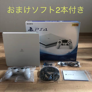 PlayStation4 - PlayStation 4 ソフト2本付き