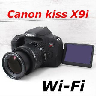 Canon - ❤️Wi-Fi&自撮り❤️新品級❤️Canon kiss X9i