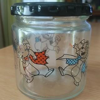 チップアンドデール(チップ&デール)のガラスの入れ物(小物入れ)