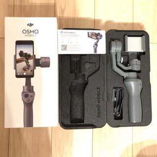 DJI オスモ モバイル2 OSMO MOBILE 2 美品