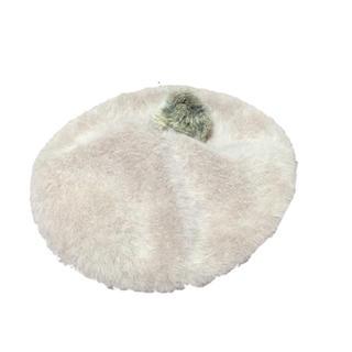 アースミュージックアンドエコロジー(earth music & ecology)のearth m&e アンゴラベレー帽(ハンチング/ベレー帽)