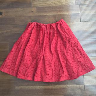 ドアーズ(DOORS / URBAN RESEARCH)のアーバンリサーチドアーズ   刺繍花柄スカート135(スカート)
