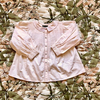 Caramel baby&child  - Madeliene blouse embroidary collar