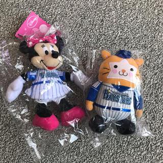 横浜DeNAベイスターズ - ベイスターズマスコット