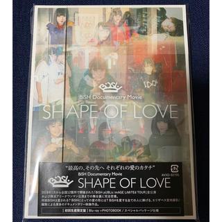 BiSH SHAPE OF LOVE 初回限定盤