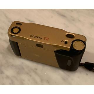 LEICA - CONTAX コンタックスT2 チタンゴールド